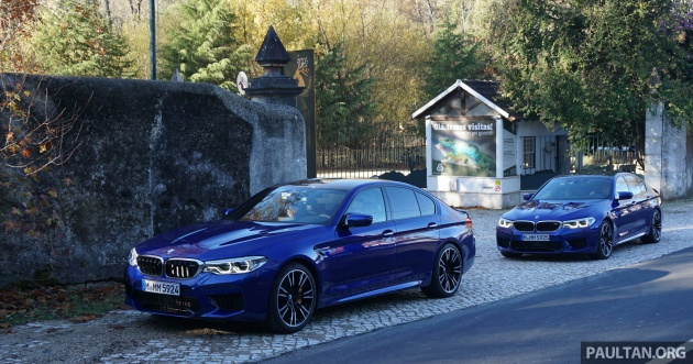 DRIVEN: F90 BMW M5 review – the quintessential
