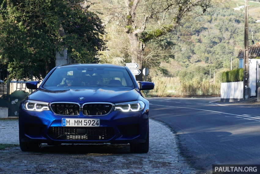 DRIVEN: F90 BMW M5 review – the quintessential Image #746244
