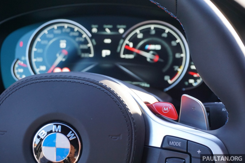 DRIVEN: F90 BMW M5 review – the quintessential Image #746247