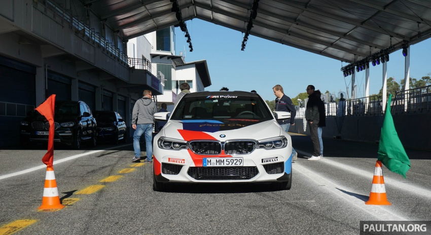 DRIVEN: F90 BMW M5 review – the quintessential Image #746231