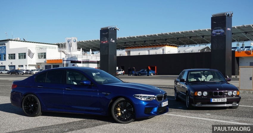 DRIVEN: F90 BMW M5 review – the quintessential Image #746233