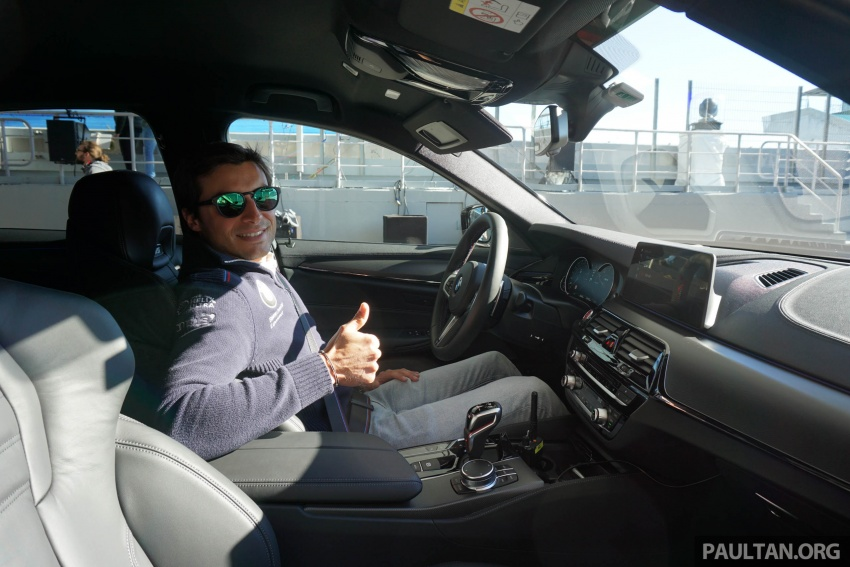 DRIVEN: F90 BMW M5 review – the quintessential Image #746234