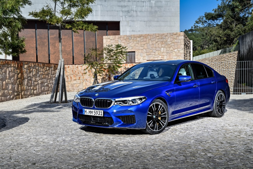 DRIVEN: F90 BMW M5 review – the quintessential Image #746258
