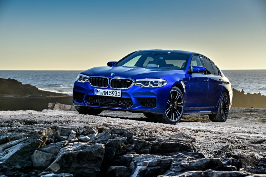 DRIVEN: F90 BMW M5 review – the quintessential Image #746259
