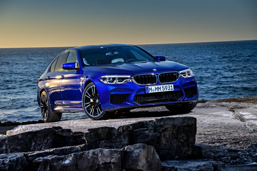DRIVEN: F90 BMW M5 review – the quintessential Image #746260