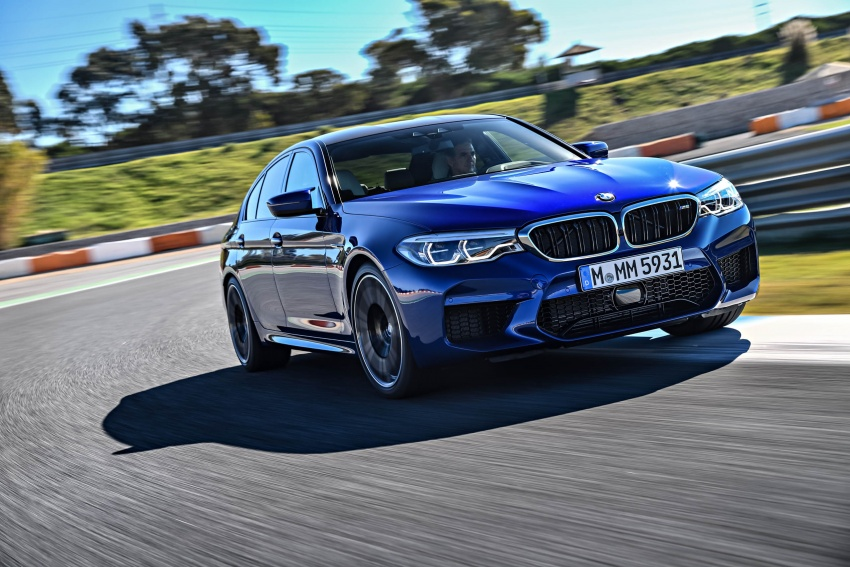 DRIVEN: F90 BMW M5 review – the quintessential Image #746262
