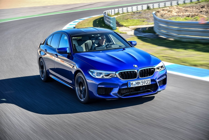 DRIVEN: F90 BMW M5 review – the quintessential Image #746265