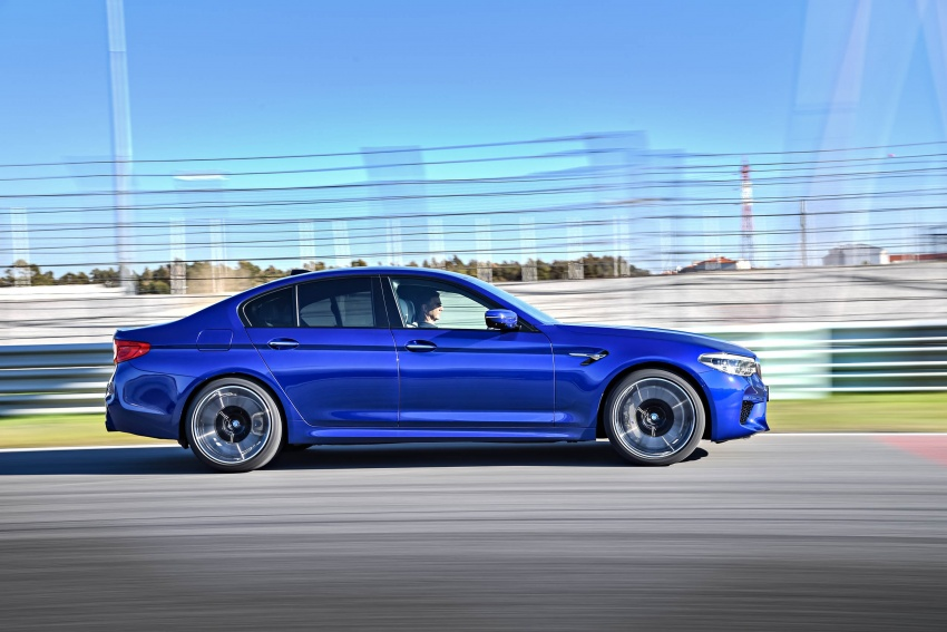 DRIVEN: F90 BMW M5 review – the quintessential Image #746281