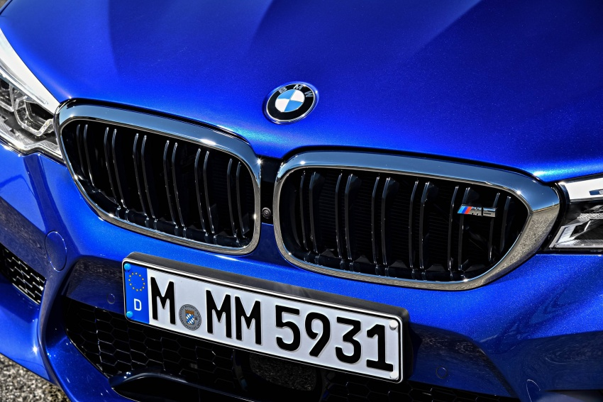 DRIVEN: F90 BMW M5 review – the quintessential Image #746282