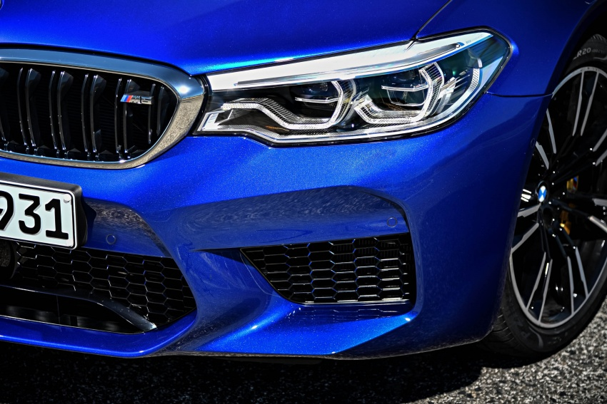 DRIVEN: F90 BMW M5 review – the quintessential Image #746283