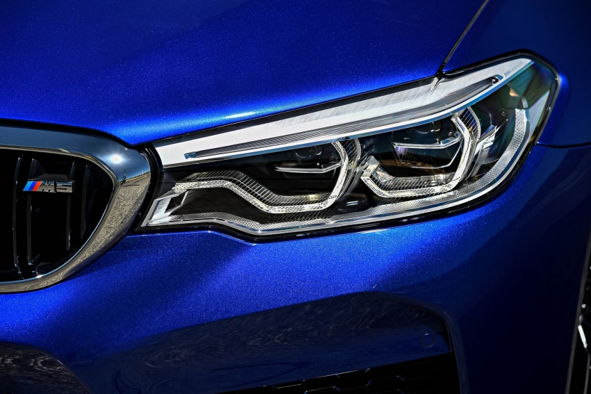 DRIVEN: F90 BMW M5 review – the quintessential Image #746284