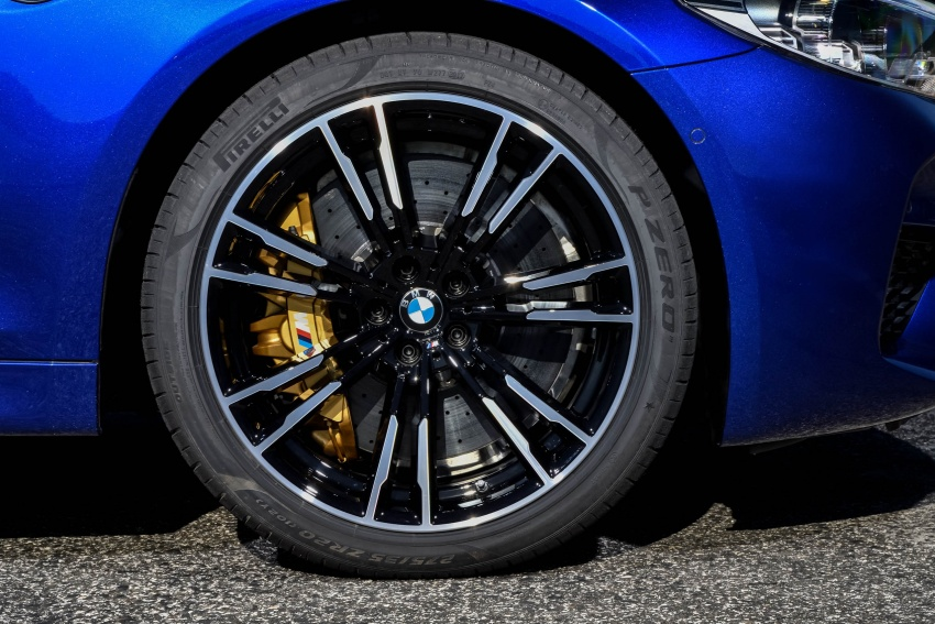 DRIVEN: F90 BMW M5 review – the quintessential Image #746288