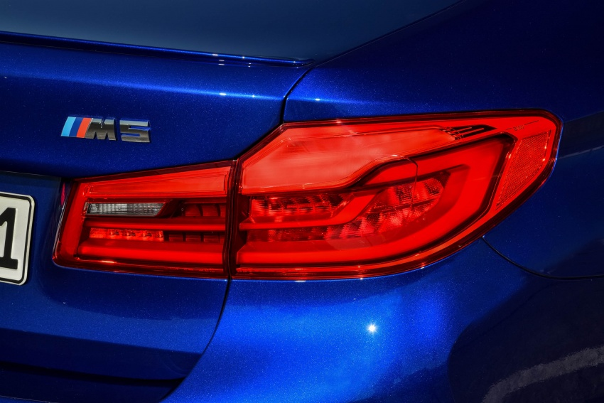 DRIVEN: F90 BMW M5 review – the quintessential Image #746290
