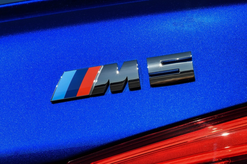 DRIVEN: F90 BMW M5 review – the quintessential Image #746291