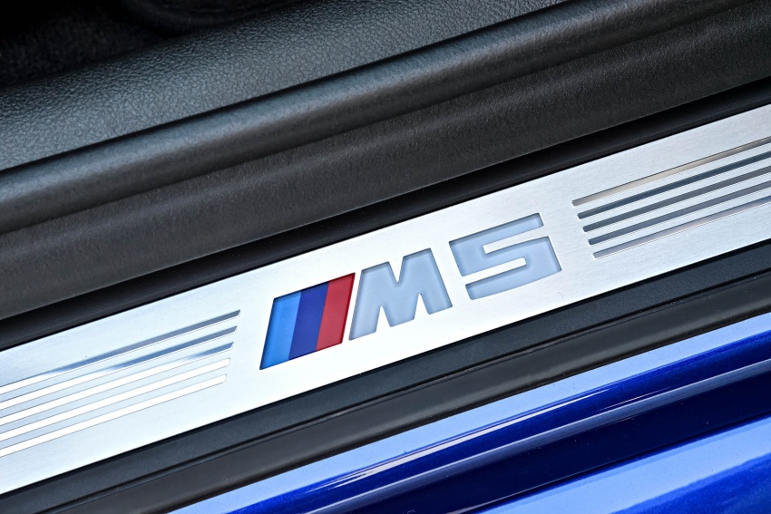DRIVEN: F90 BMW M5 review – the quintessential Image #746302