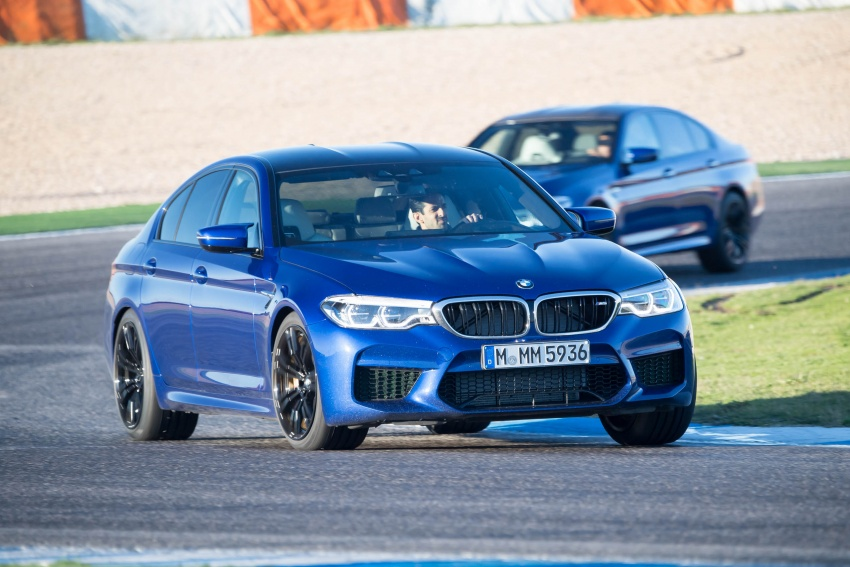 DRIVEN: F90 BMW M5 review – the quintessential Image #746309