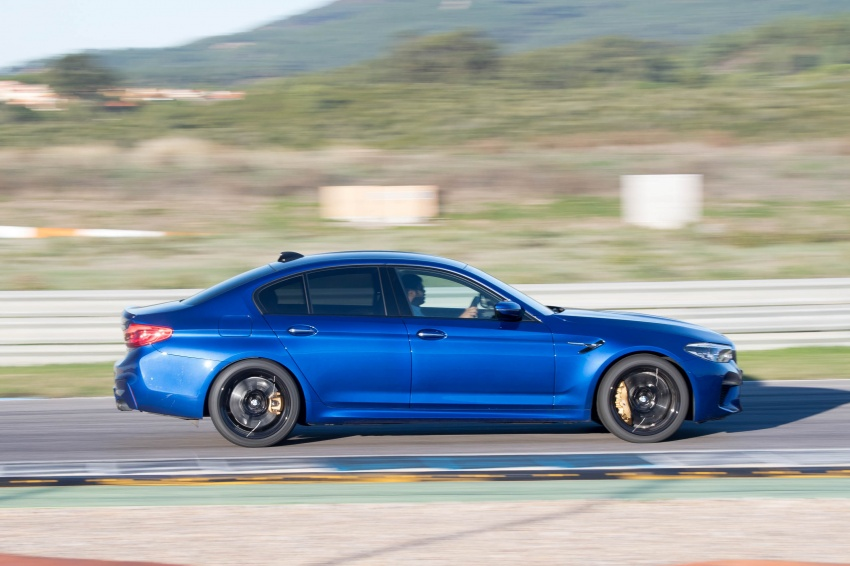 DRIVEN: F90 BMW M5 review – the quintessential Image #746310