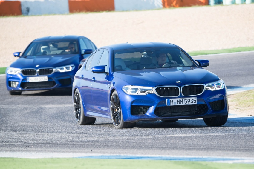 DRIVEN: F90 BMW M5 review – the quintessential Image #746313