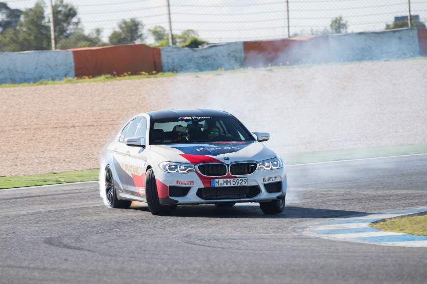 DRIVEN: F90 BMW M5 review – the quintessential Image #746314