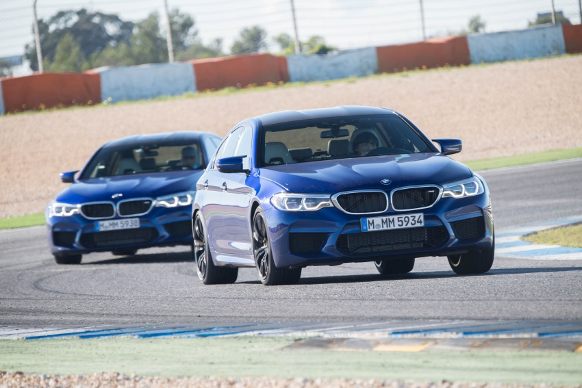 DRIVEN: F90 BMW M5 review – the quintessential Image #746315