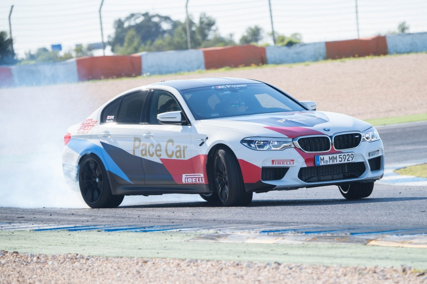 DRIVEN: F90 BMW M5 review – the quintessential Image #746317