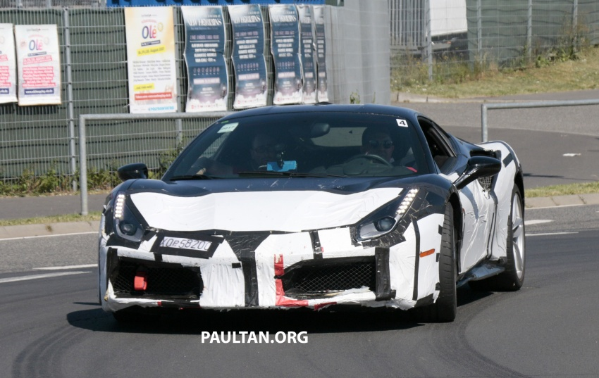 Ferrari 488 Speciale currently under development? Image #755119