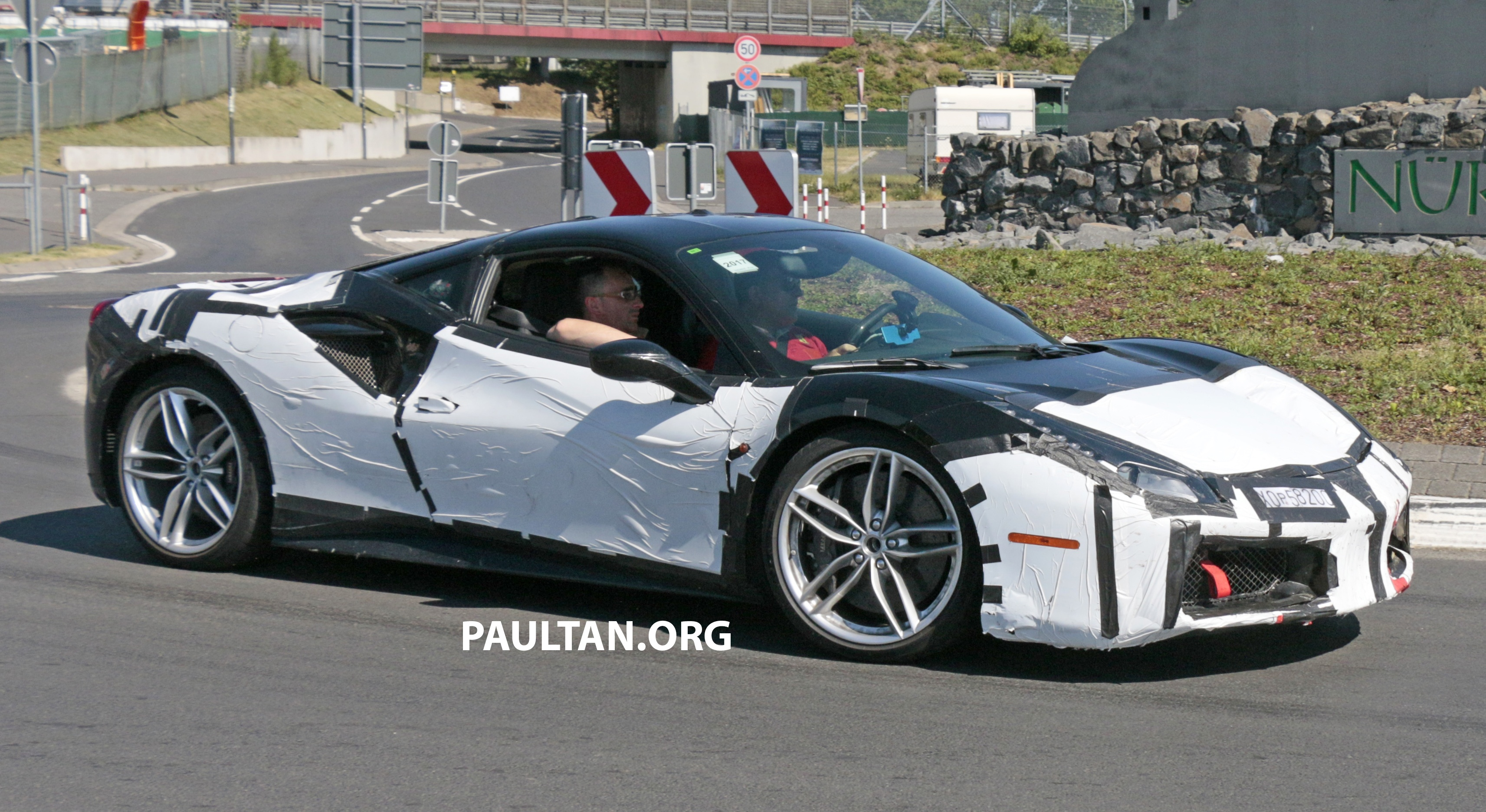 California Tax Calculator >> Ferrari 488 Speciale - new details from leaked slides