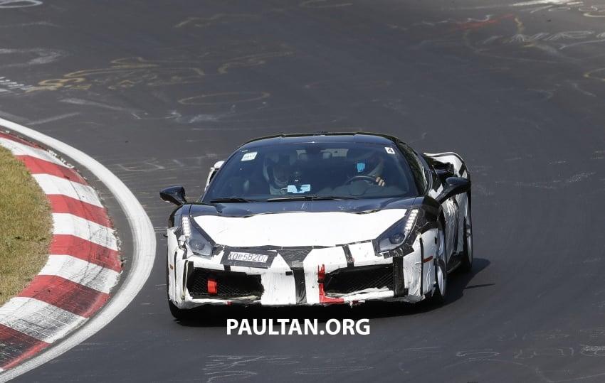 Ferrari 488 Speciale currently under development? Image #755100