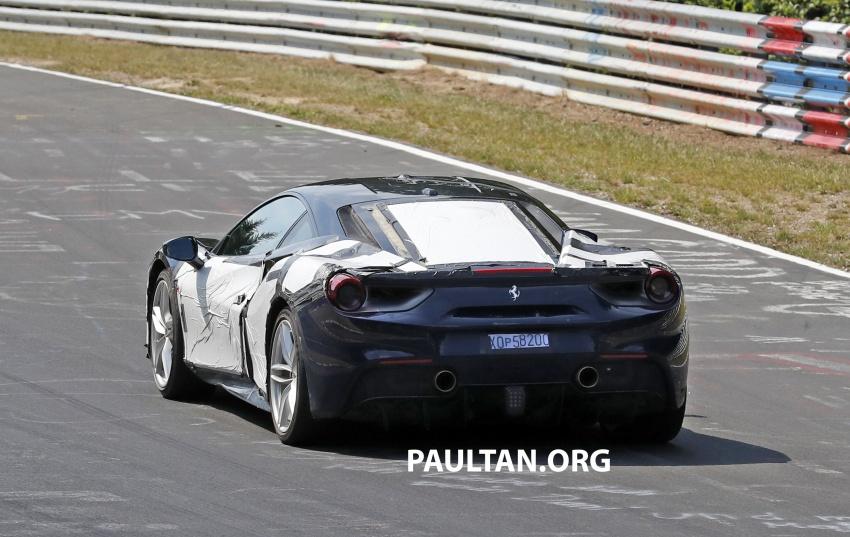 Ferrari 488 Speciale currently under development? Image #755117