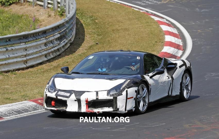 Ferrari 488 Speciale currently under development? Image #755102