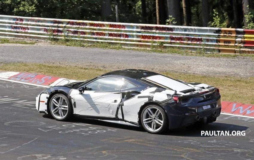 Ferrari 488 Speciale currently under development? Image #755111