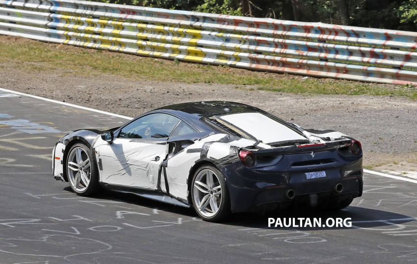 Ferrari 488 Speciale currently under development? Image #755113