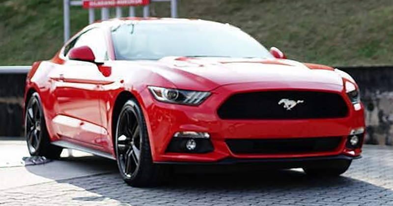 Ad Medan Quantum Ford Mustang Year End Promo 5 0l Gt