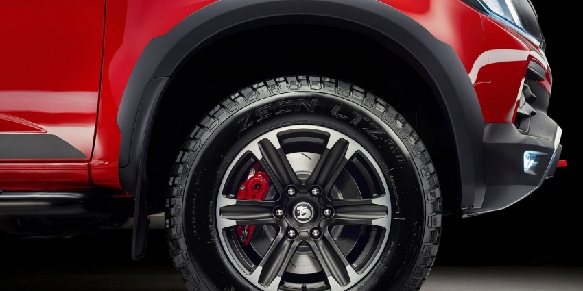 Holden Colorado SportsCat by HSV – Chevy truck gets chassis, cosmetic, off-road upgrades Down Under Image #750580