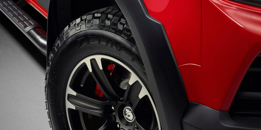 Holden Colorado SportsCat by HSV – Chevy truck gets chassis, cosmetic, off-road upgrades Down Under Image #750581