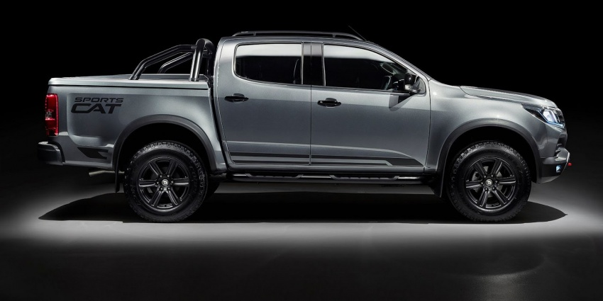 Holden Colorado SportsCat by HSV – Chevy truck gets chassis, cosmetic, off-road upgrades Down Under Image #750592
