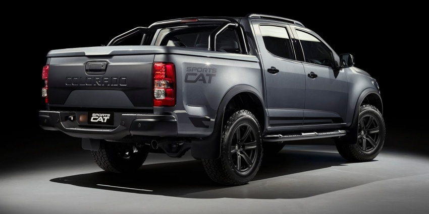 Holden Colorado SportsCat by HSV – Chevy truck gets chassis, cosmetic, off-road upgrades Down Under Image #750593