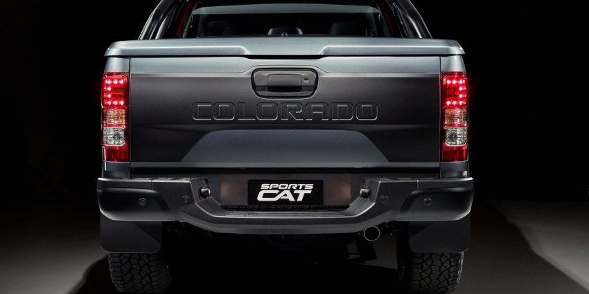 Holden Colorado SportsCat by HSV – Chevy truck gets chassis, cosmetic, off-road upgrades Down Under Image #750594