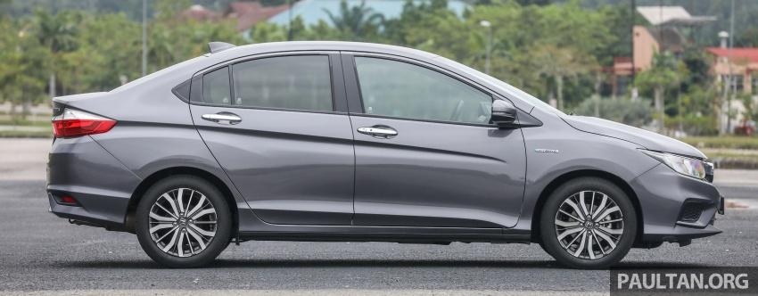 GALLERY: 2017 Honda City & Jazz Sport Hybrid i-DCD Image #753321