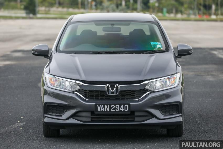 GALLERY: 2017 Honda City & Jazz Sport Hybrid i-DCD Image #753322