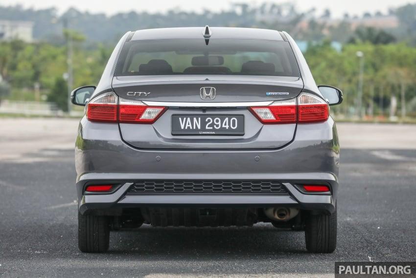 GALLERY: 2017 Honda City & Jazz Sport Hybrid i-DCD Image #753325