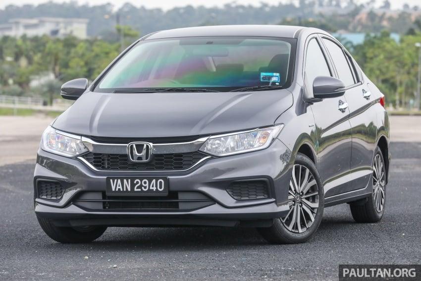 GALLERY: 2017 Honda City & Jazz Sport Hybrid i-DCD Image #753315