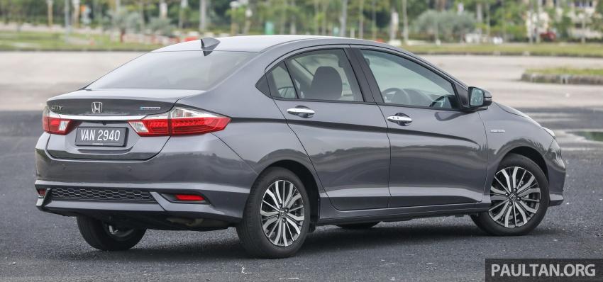 GALLERY: 2017 Honda City & Jazz Sport Hybrid i-DCD Image #753316