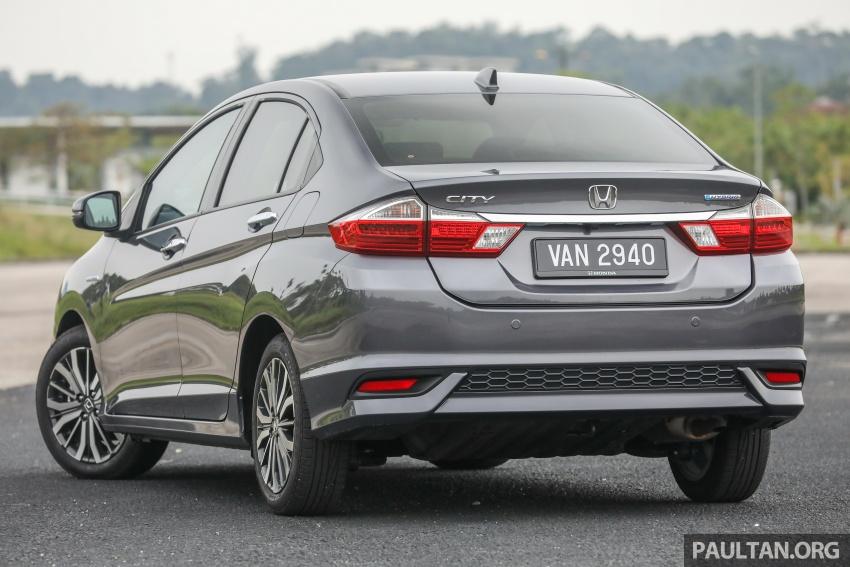 GALLERY: 2017 Honda City & Jazz Sport Hybrid i-DCD Image #753319