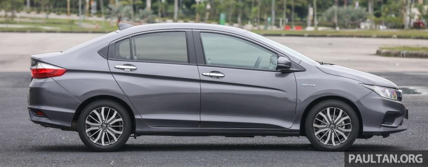 GALLERY: 2017 Honda City & Jazz Sport Hybrid i-DCD Image #753320