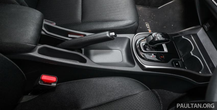 GALLERY: 2017 Honda City & Jazz Sport Hybrid i-DCD Image #753364
