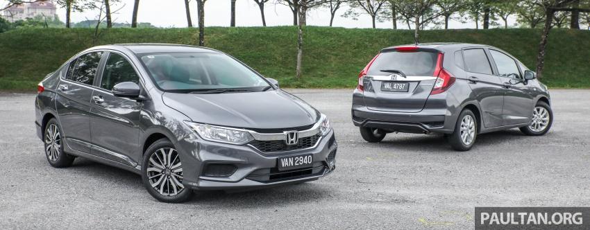 GALLERY: 2017 Honda City & Jazz Sport Hybrid i-DCD Image #753305