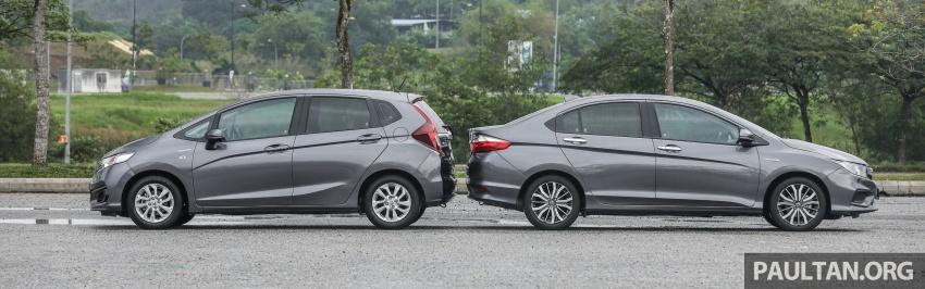 GALLERY: 2017 Honda City & Jazz Sport Hybrid i-DCD Image #753308