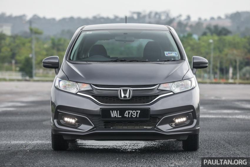 GALLERY: 2017 Honda City & Jazz Sport Hybrid i-DCD Image #753398
