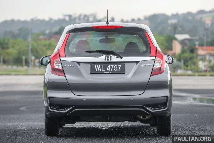 GALLERY: 2017 Honda City & Jazz Sport Hybrid i-DCD Image #753400